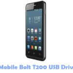 QMobile Bolt T200 USB Driver