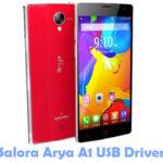 Download Salora Arya A1 USB Driver
