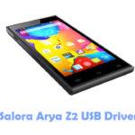 Download Salora Arya Z2 USB Driver
