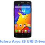 Download Salora Arya Z3 USB Driver