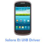 Download Salora E1 USB Driver