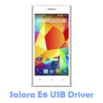 Download Salora E6 USB Driver