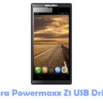 Download Salora Powermaxx Z1 USB Driver