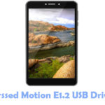 Verssed Motion E1.2 USB Driver