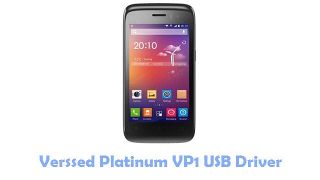 Verssed Platinum VP1 USB Driver