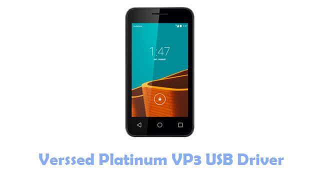 Verssed Platinum VP3 USB Driver