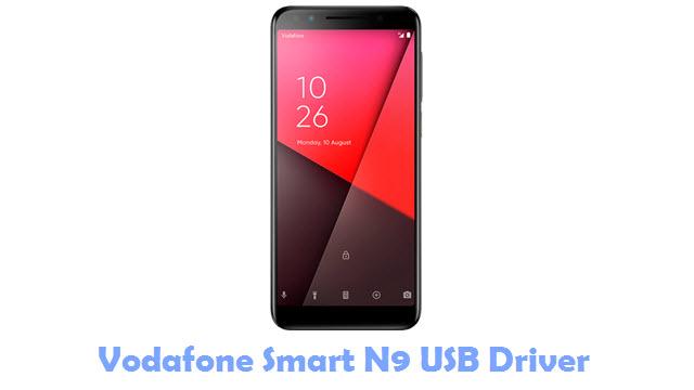 Vodafone Smart N9 USB Driver