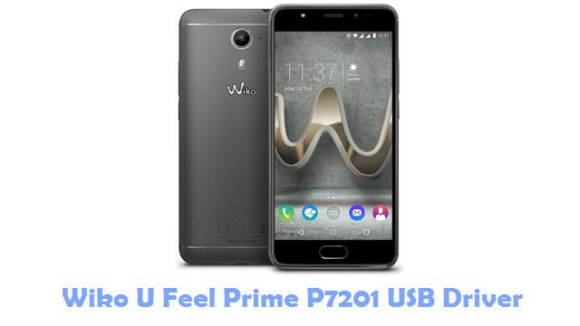 Download Wiko U Feel Prime P7201 USB Driver