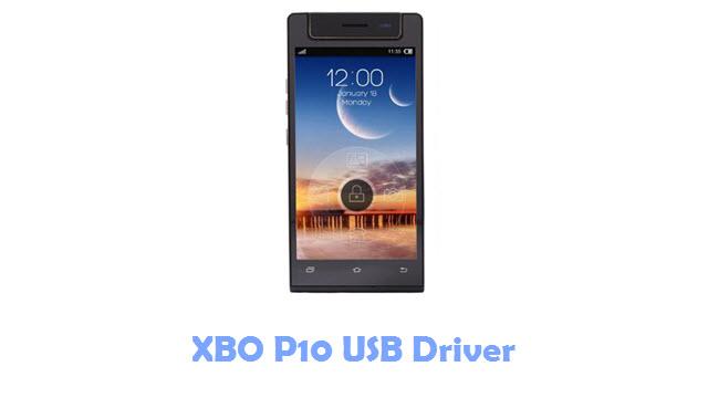 XBO P10 USB Driver