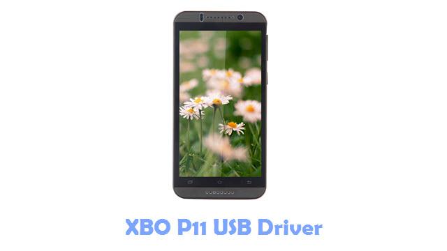 XBO P11 USB Driver