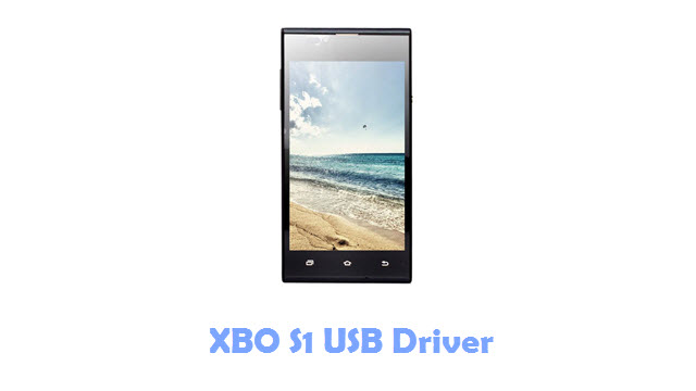 Download XBO S1 USB Driver