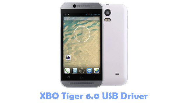 XBO Tiger 6.0 USB Driver