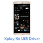 Download Xplay K6 USB Driver