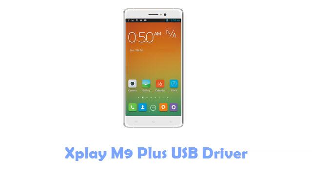 Xplay M9 Plus USB Driver