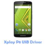 Download Xplay P8 USB Driver