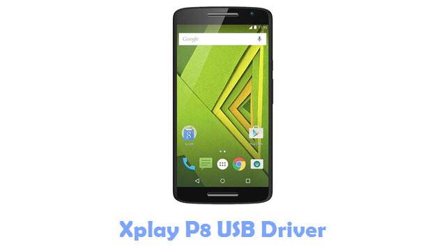 Xplay P8 USB Driver