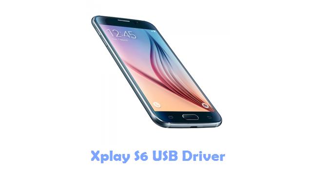 Xplay S6 USB Driver
