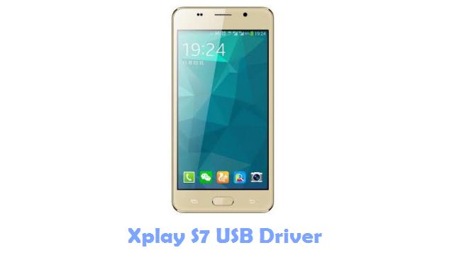 Xplay S7 USB Driver