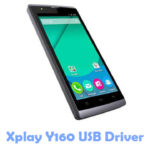 Download Xplay Y160 USB Driver