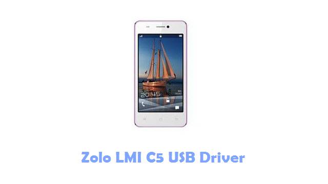 Zolo LMI C5 USB Driver