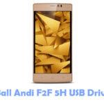 iBall Andi F2F 5H USB Driver