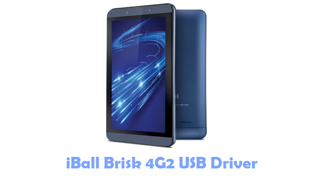 Download iBall Brisk 4G2 USB Driver