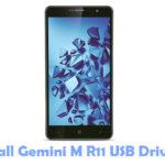 iBall Gemini M R11 USB Driver