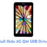 iBall Slide 3G Q81 USB Driver