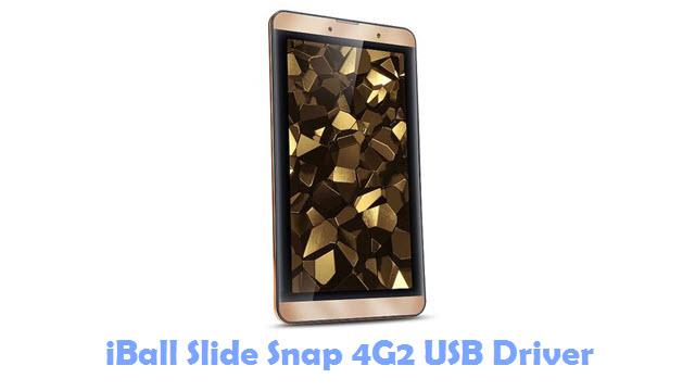 iBall Slide Snap 4G2 USB Driver
