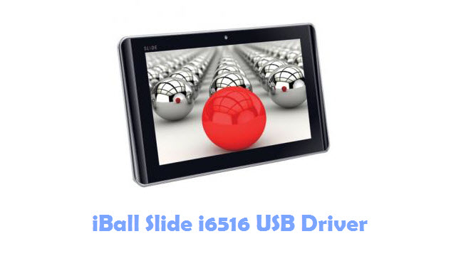 Download iBall Slide i6516 USB Driver