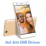 itel A14 USB Driver
