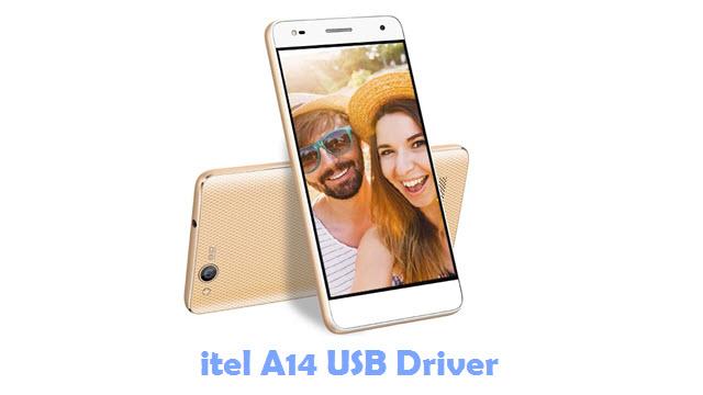 Download itel A14 USB Driver