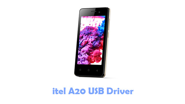 Download itel A20 USB Driver