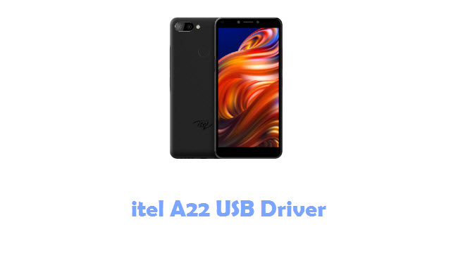 Download itel A22 USB Driver