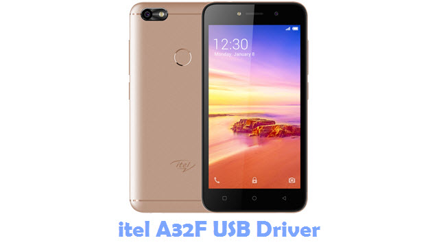 Download itel A32F USB Driver