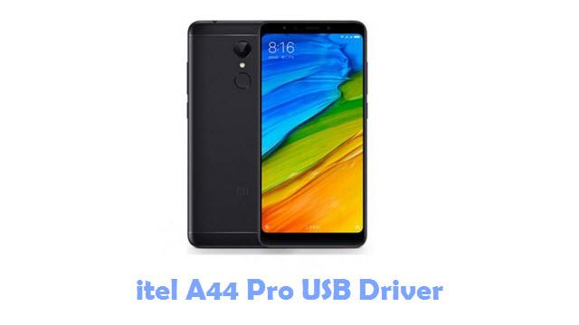 Download itel A44 Pro USB Driver