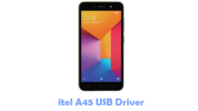 Download itel A45 USB Driver