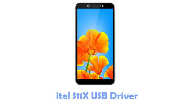 Download itel S11X USB Driver