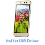 itel S21 USB Driver