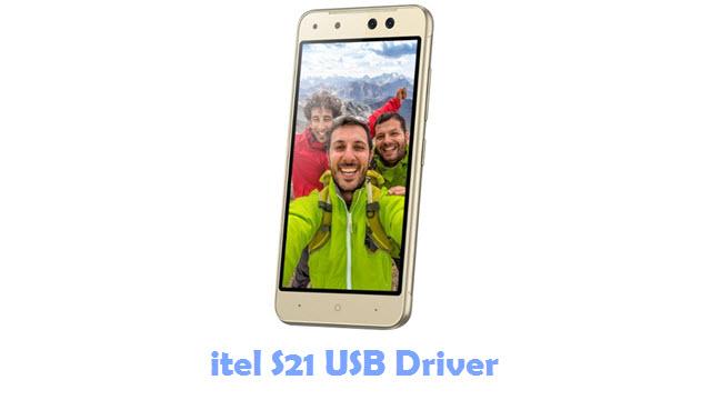 Download itel S21 USB Driver
