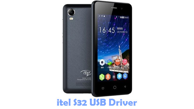 Download itel S32 USB Driver