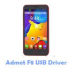Download Admet F8 USB Driver