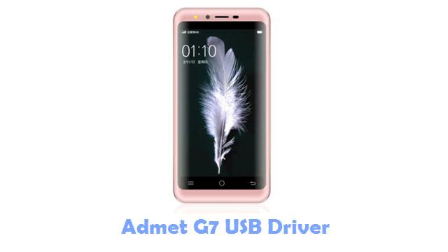 Admet G7 USB Driver