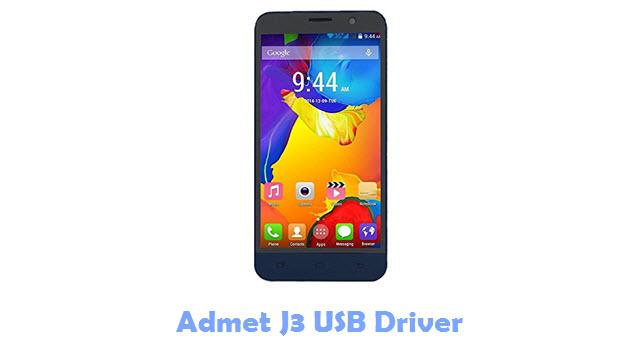 Admet J3 USB Driver