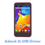 Download Admet J5 USB Driver