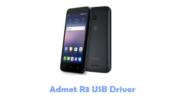 Download Admet R3 USB Driver