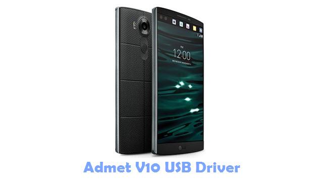 Admet V10 USB Driver