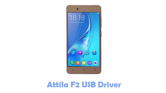 Attila F2 USB Driver