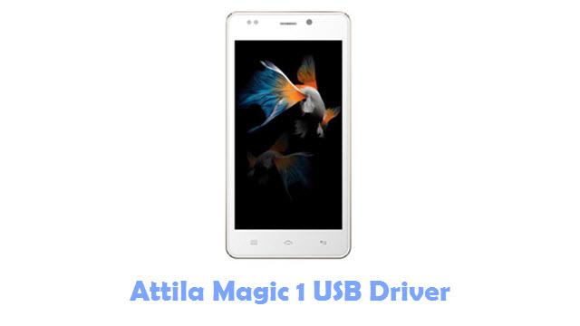Attila Magic 1 USB Driver