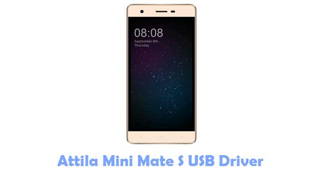 Download Attila Mini Mate S USB Driver